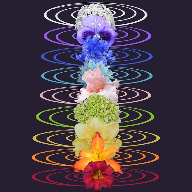 Geistiges Heilen läd unsere Chakren auf und aktiviert so das Selbstheilungssystem in unserem Körper. Sind diese in Balance sind wir gesund.